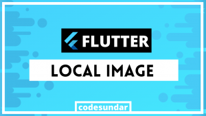 flutter-display-image-locally